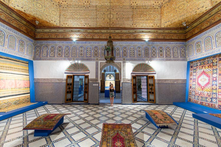 musée tapis marrakech