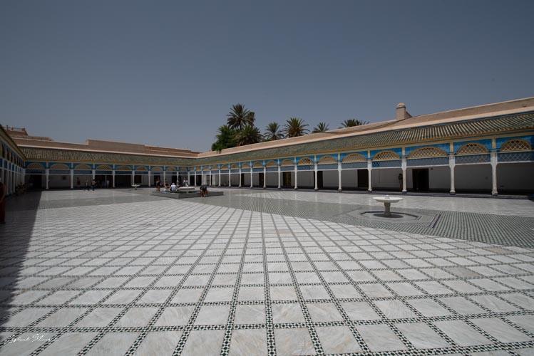 place palais bahia marrakech