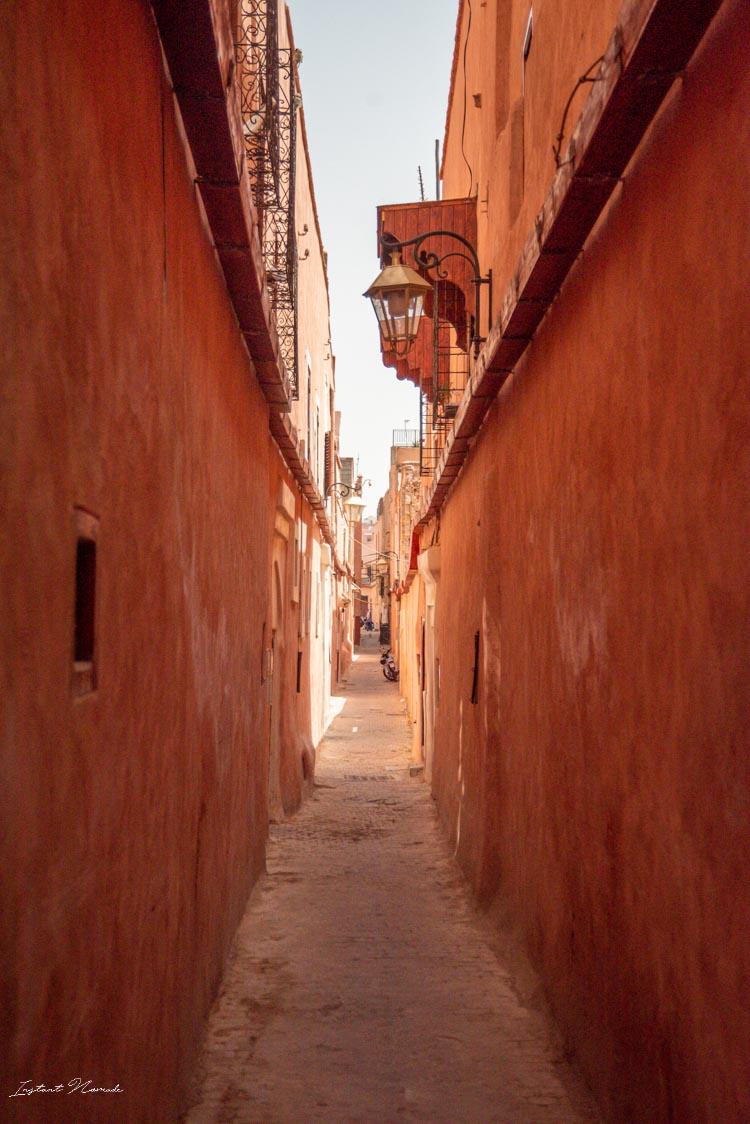 ruelle marrakech