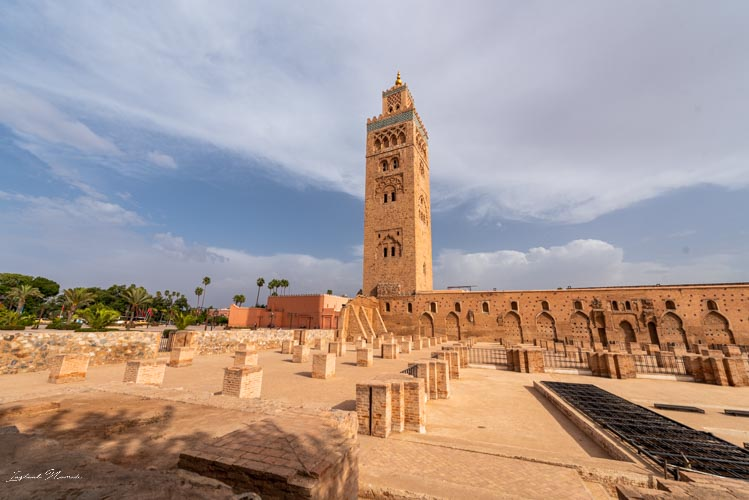 tombeaux saadiens marrakech