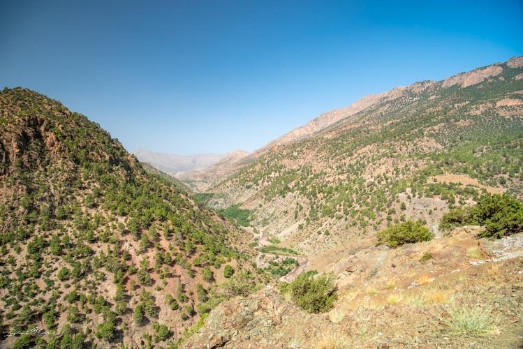 balade route maroc
