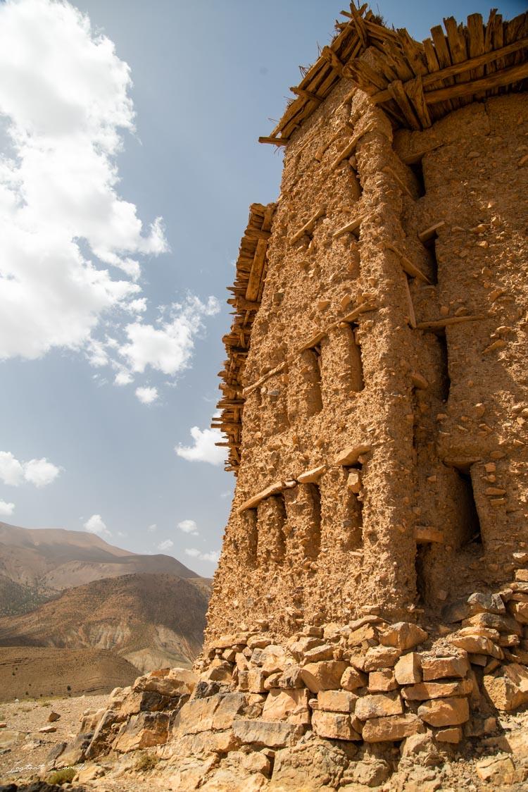 grenier collectif maroc