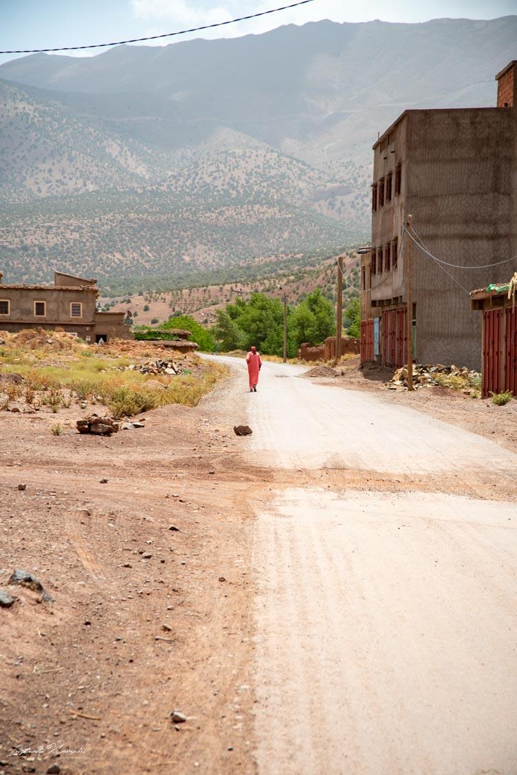 habitant berbère maroc