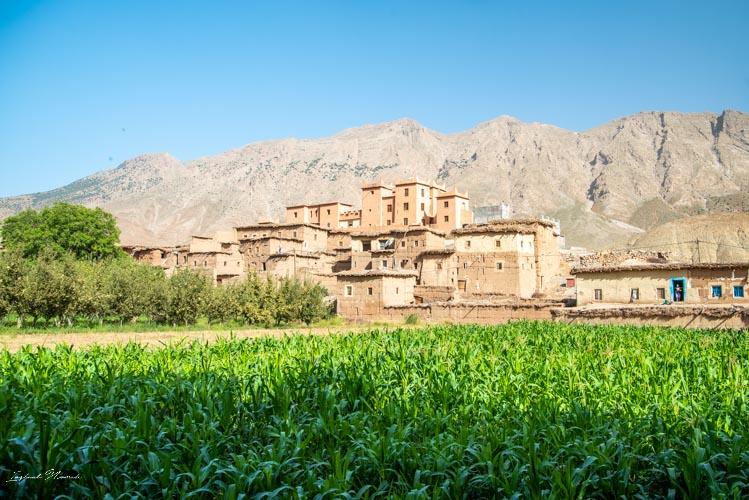 maison berbère maroc