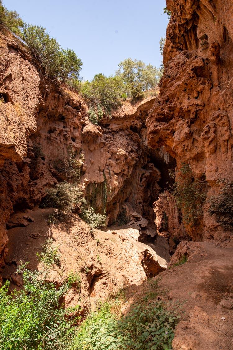 pont naturel maroc