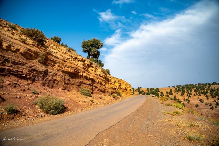 route vallee heureuse maroc