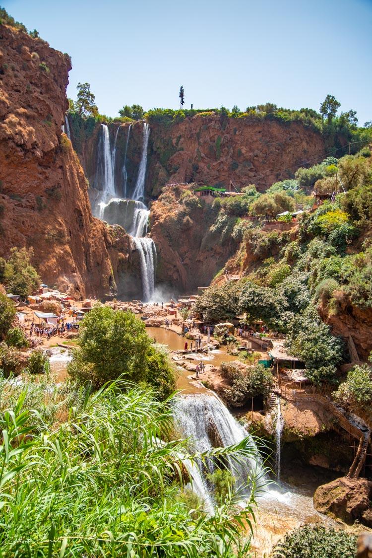 site cascades ouzoud