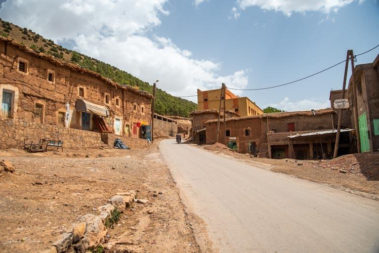 village typique maroc
