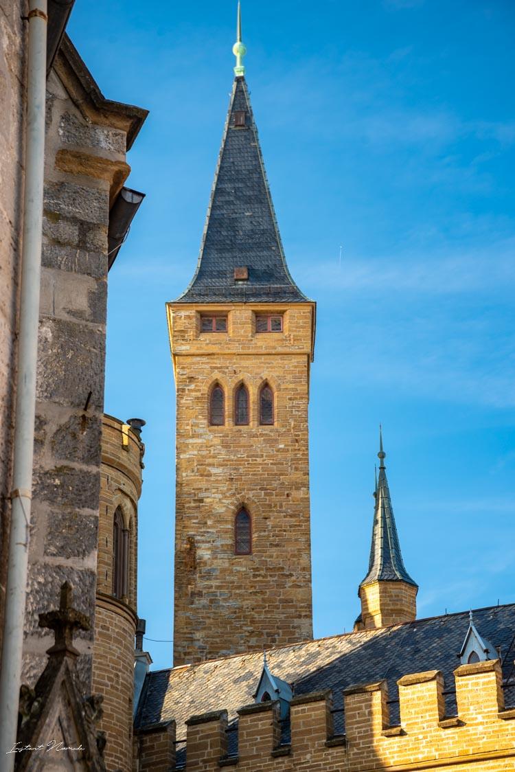 chateau hohenzollern donjon