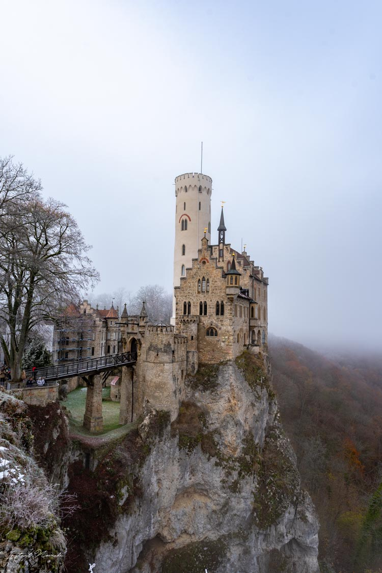 chateau lichtenstein vue donjon 3