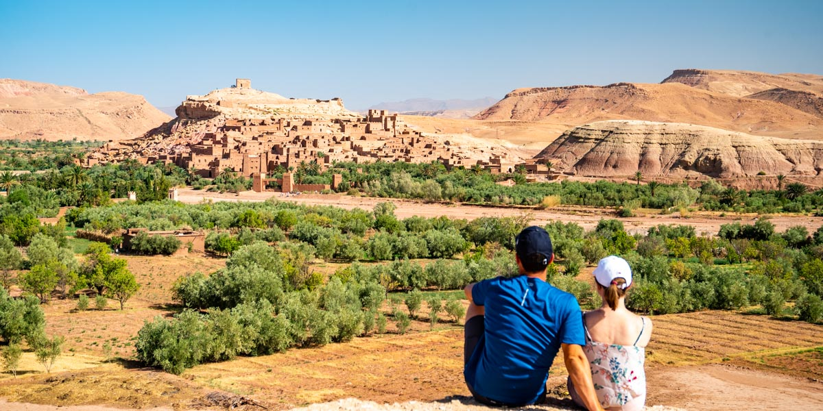 roadtrip ait ben haddou