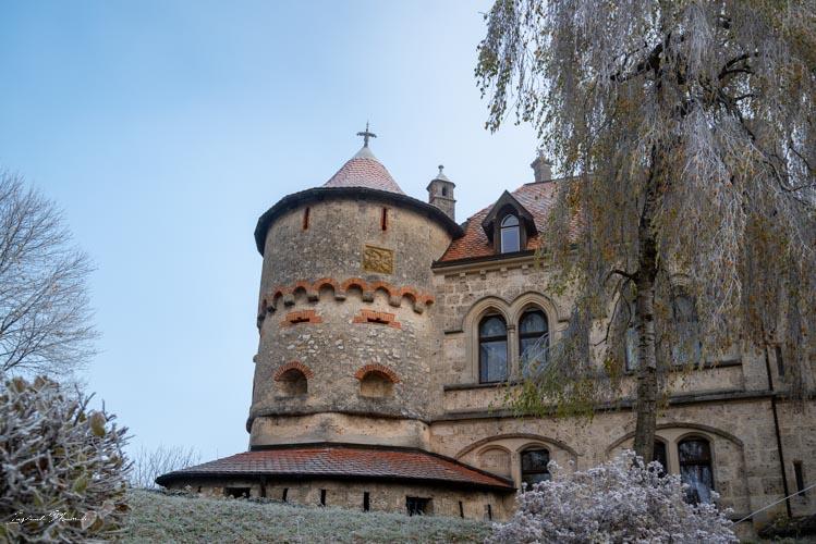 entrée chateau lichtenstein