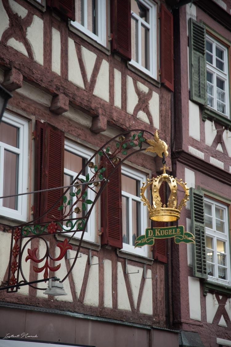 facade details maison calw