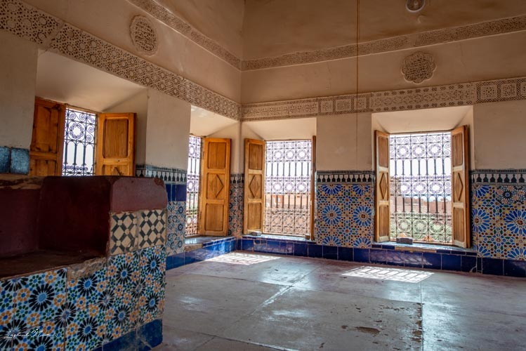 kasbah traditionnelle ouarzazate