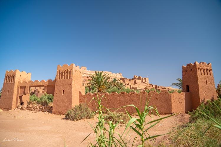 kasbah traditionnelle