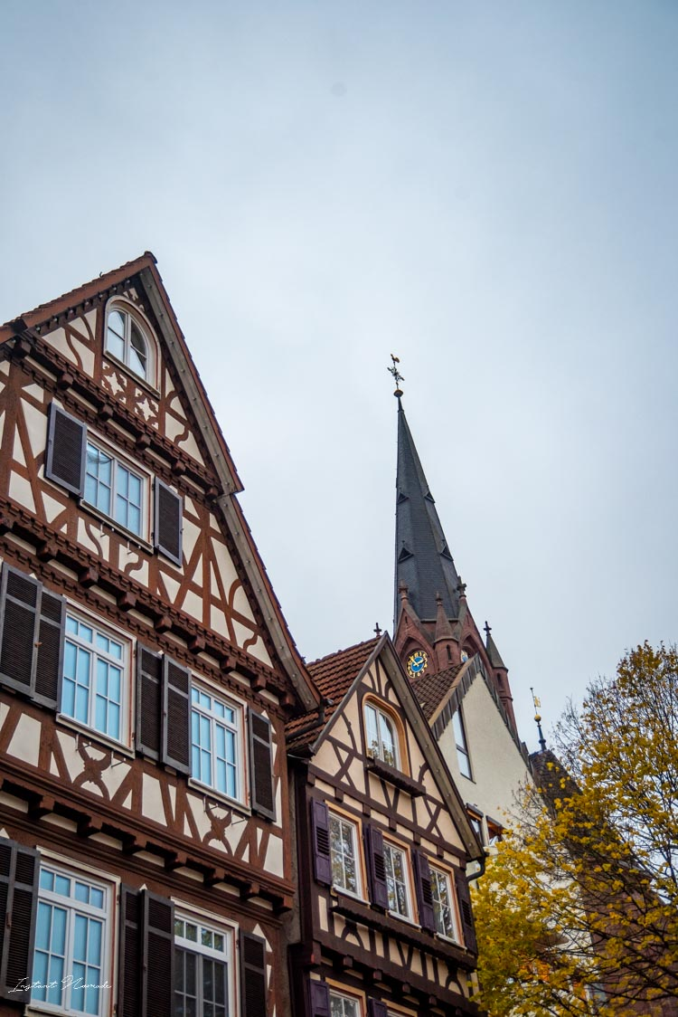 maison clocher calw
