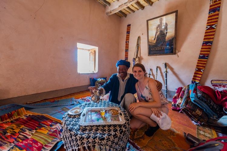 marocain ait ben haddou