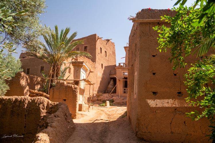 mosquée ikelane maroc
