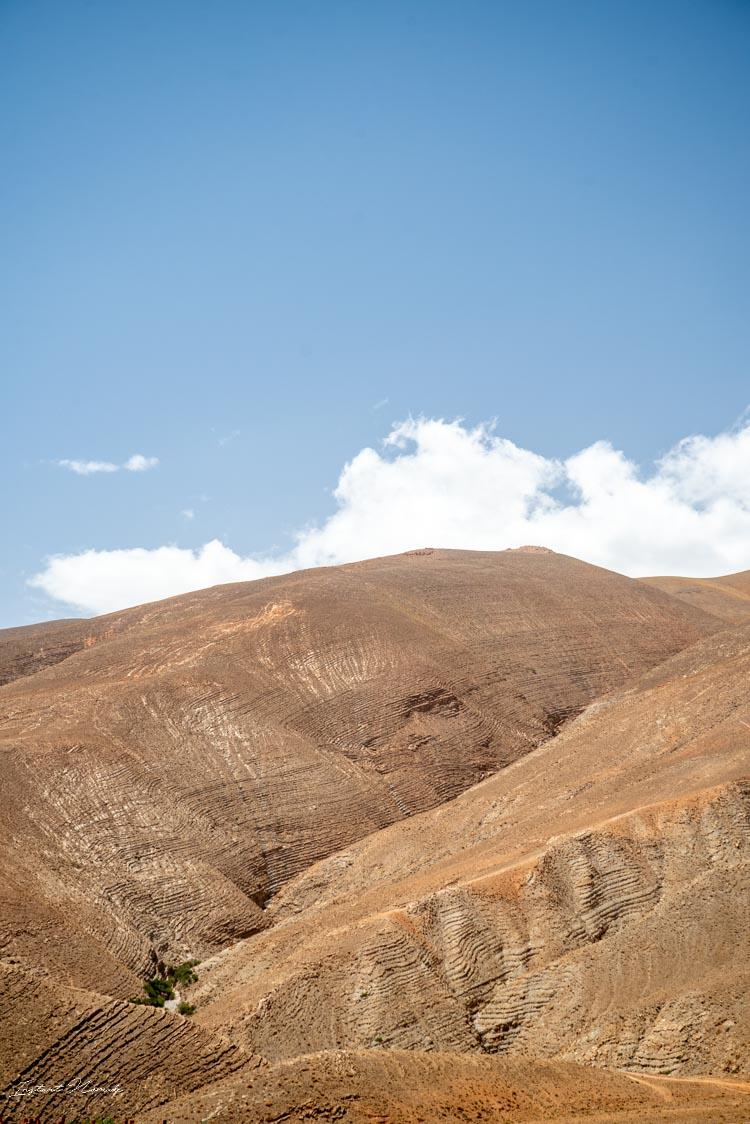 paysage gorges dadès