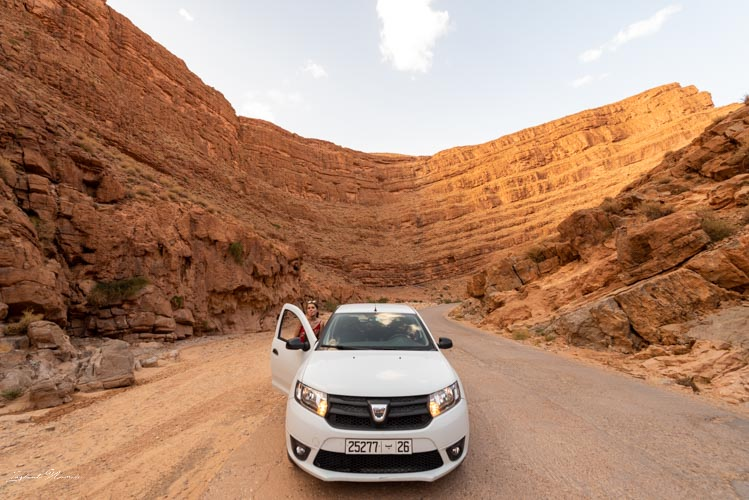 roadtrip gorges todra maroc