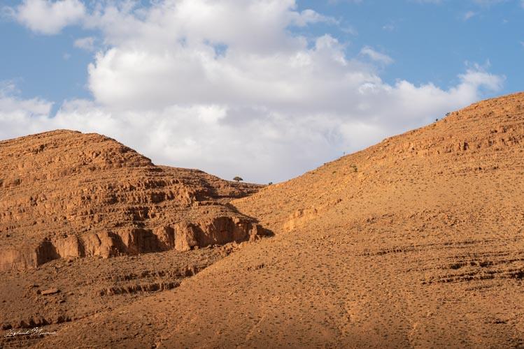 vue gorges todra maroc