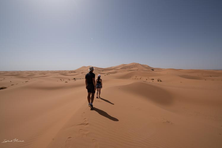 balade merzouga maroc