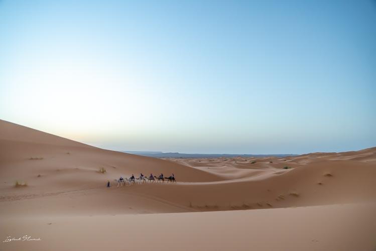 dunes erg chebbi maroc