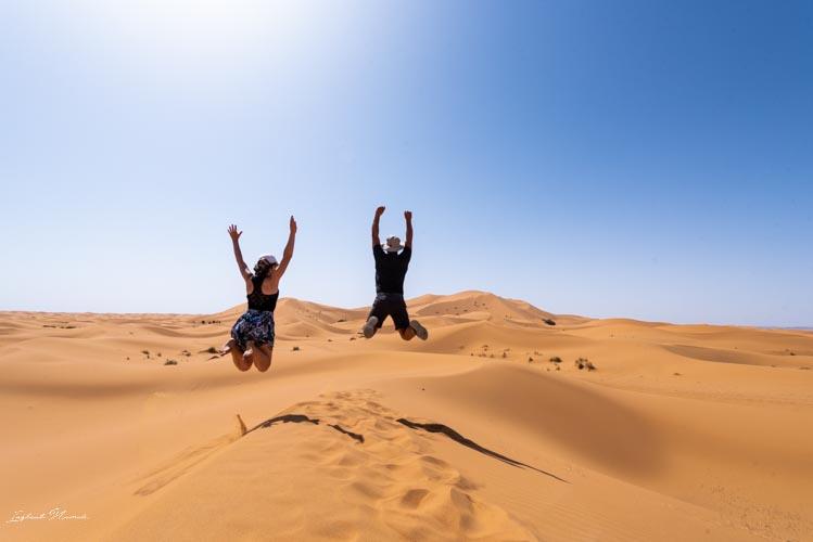 roadtrip désert maroc