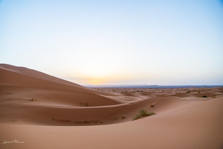 sable désert merzouga
