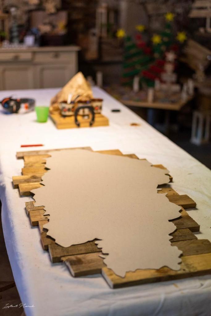 carte de la meuse en bois