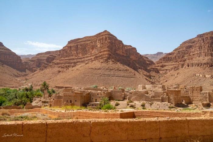 kasbah vallée du ziz