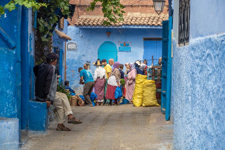 marché chefchaouen