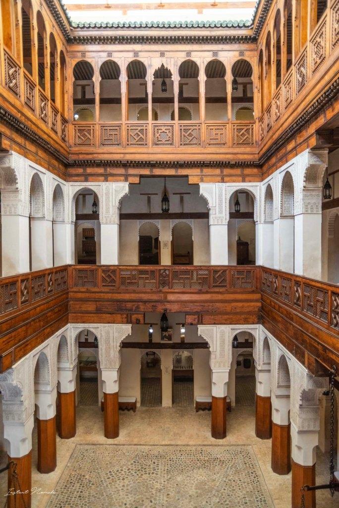 musée nejjarrine fez