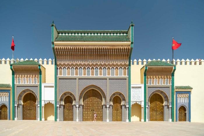 palais royal fez