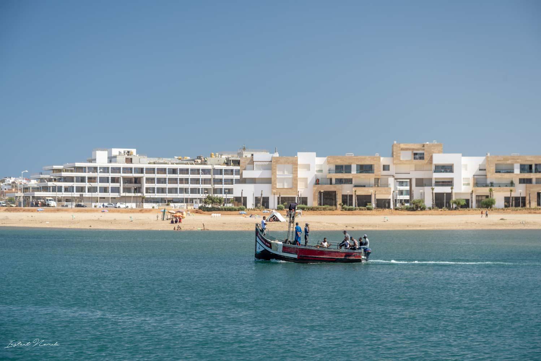 bateau de peche rabat maroc