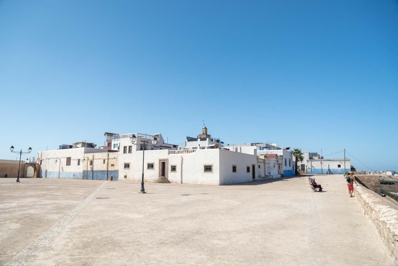 place kasbah des oudayas rabat