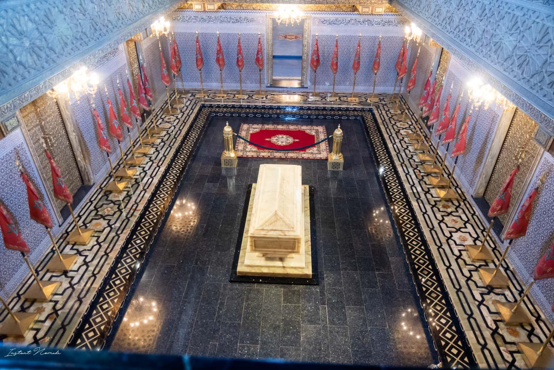 tombeau rabat maroc