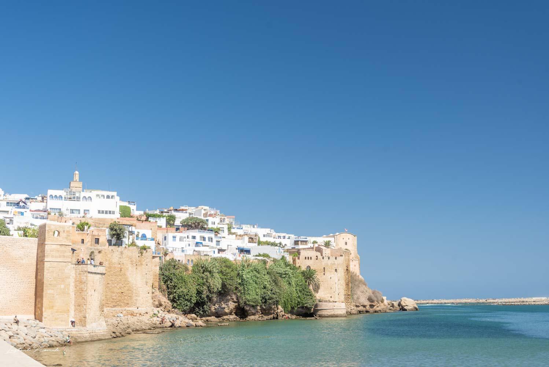 vieille ville rabat maroc