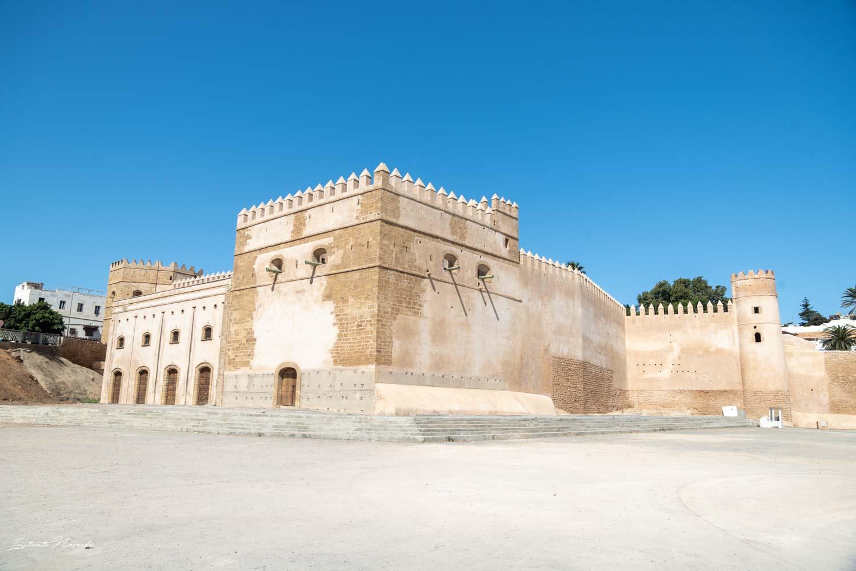 ville fortifiée rabat maroc