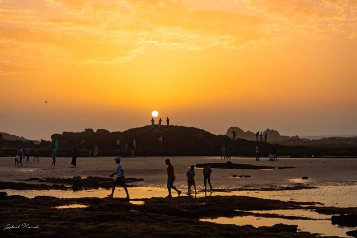 coucher de soleil essaouira