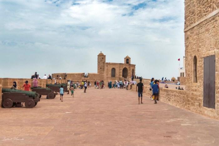 squala de la ville essaouira maroc