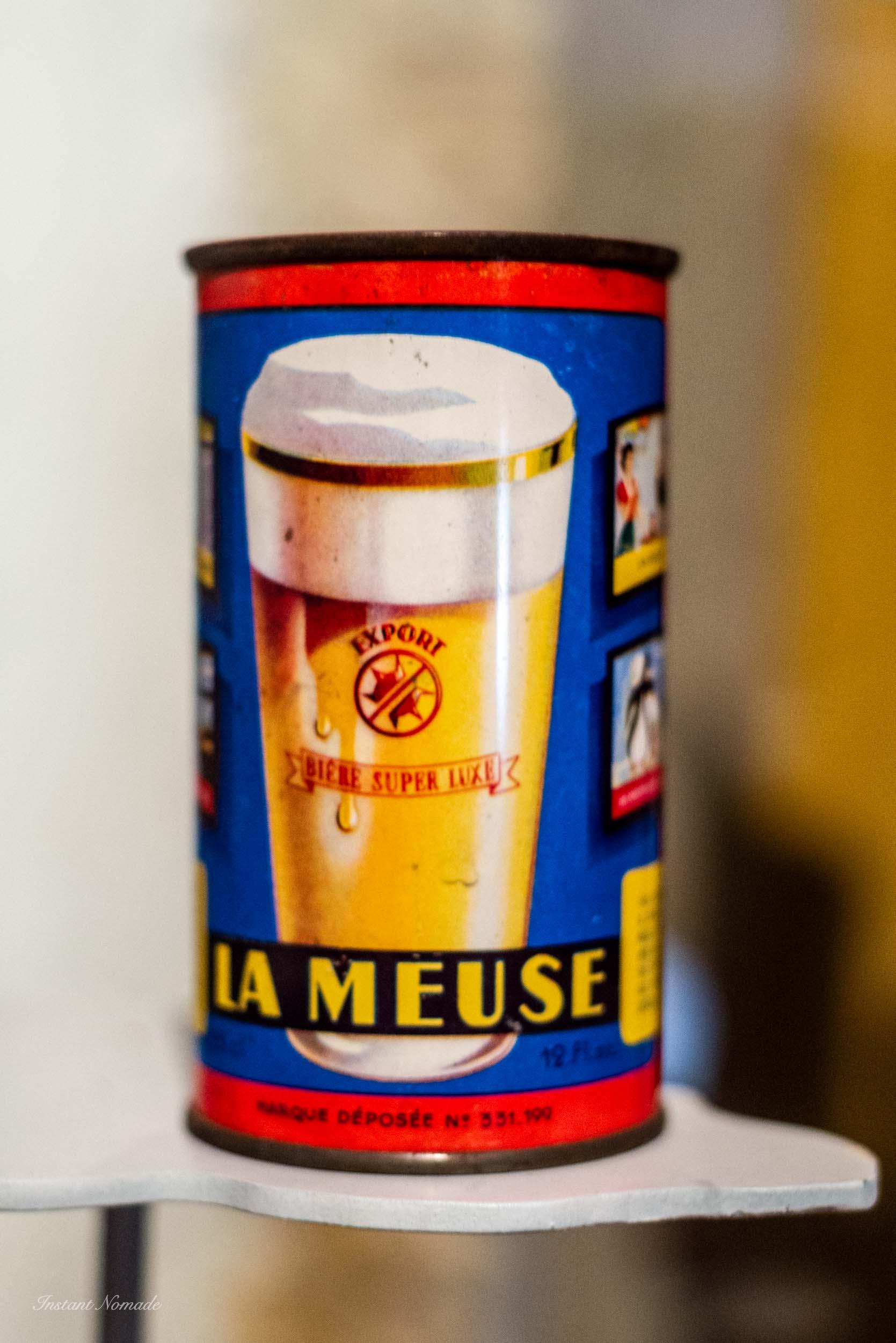 canette musee de la biere stenay