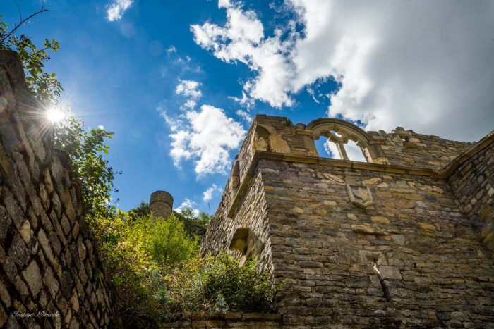 chateau rochecolombe ardeche