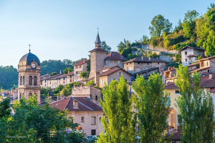 village pont en royans