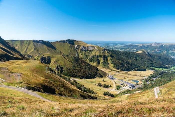 montagne massif du sancy auvergne