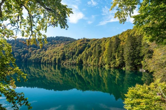 randonnee lac pavin auvergne