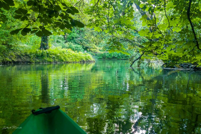 balade canoe meuse