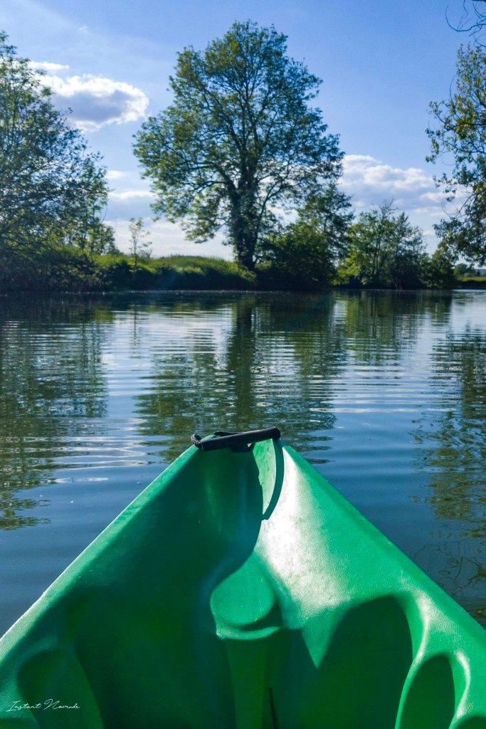 canoe rando meuse